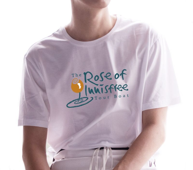 Rose of Innisfree T-shirt